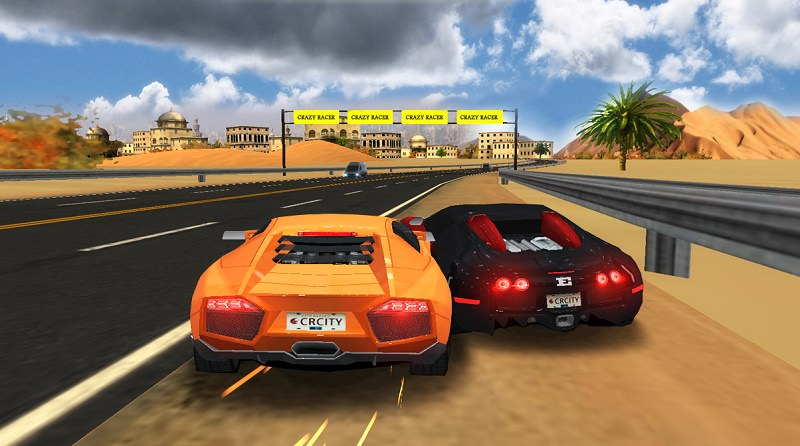 City Racing 3D العاب السيارات