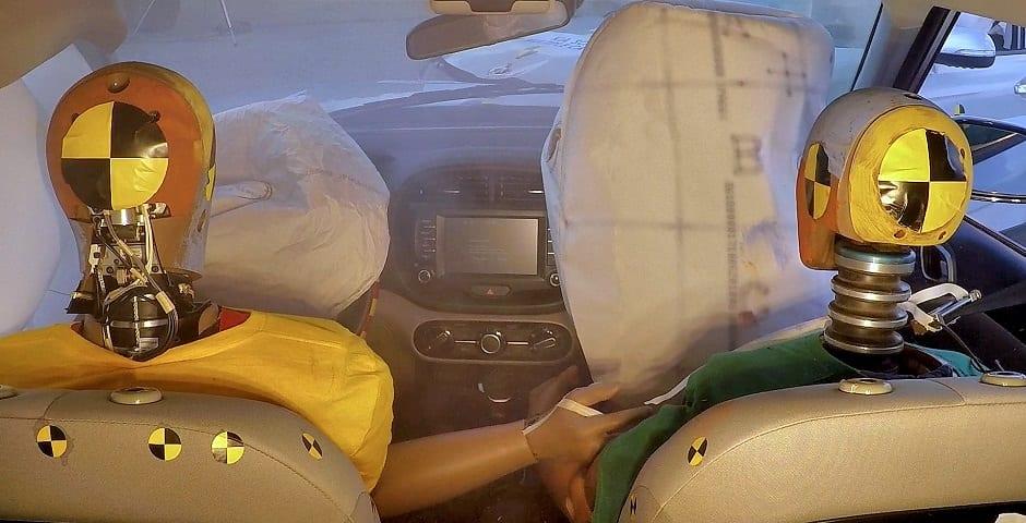الوسائد الهوائية في السيارات