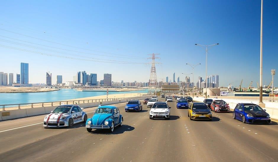 سيارات المانية في الخليج