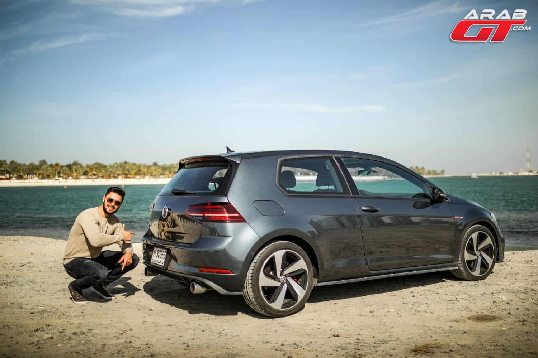 جولف Gti 2019 سيارة شبابية وأسطورة بين سيارات الدفع الأمامي Arabgt