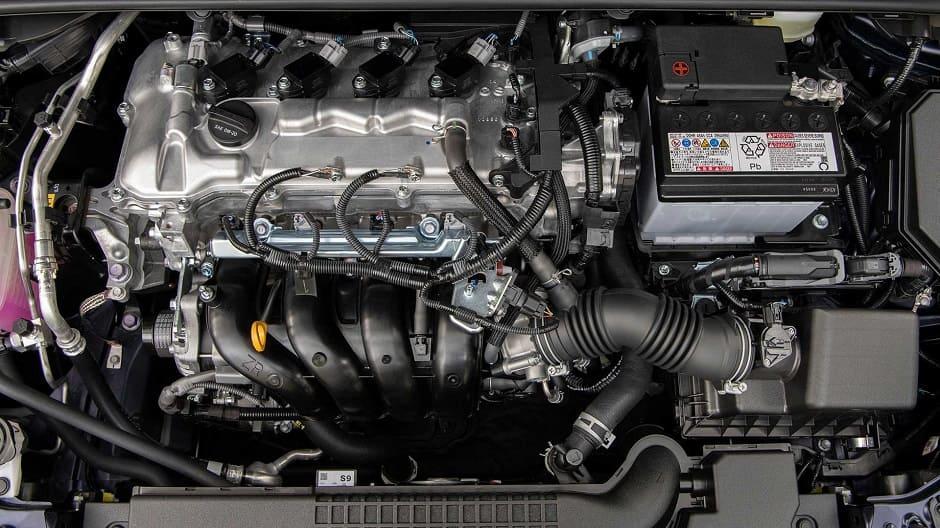 محرك تويوتا كورولا 2020