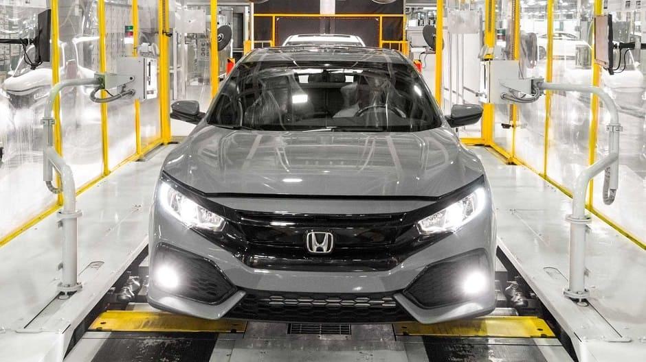 مصنع سيارات هوندا سيفيك
