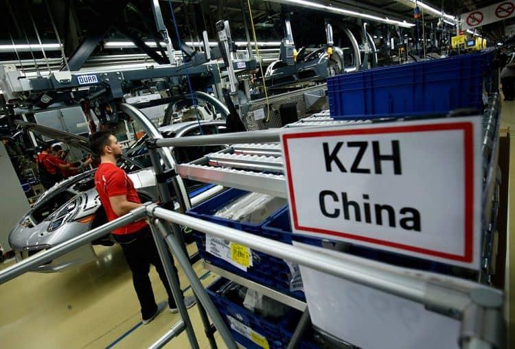 مصنع صيني