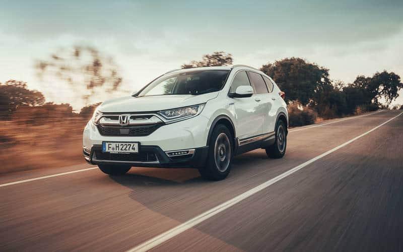 2019 Honda CR-V أكثر سيارات مبيعات 2018
