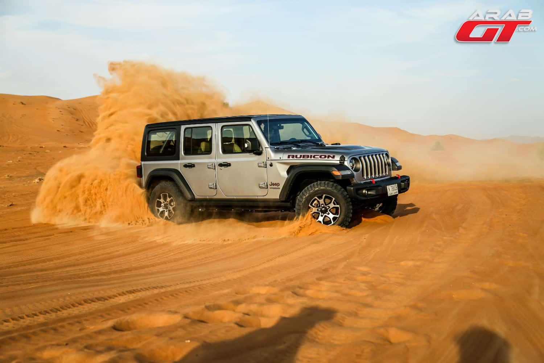 Jeep Wrangler 2019 تطعيس