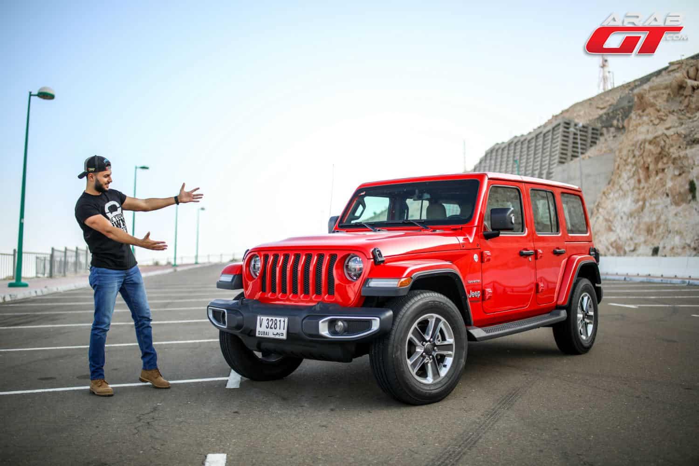 Jeep Wrangler 2019 جيب رانجلر