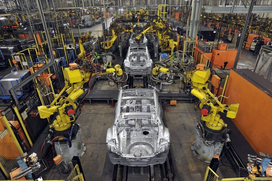 nissan-factory