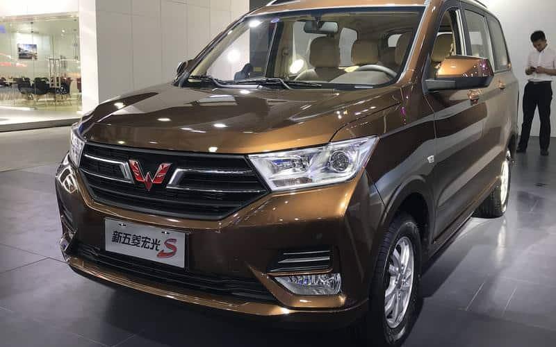 wuling_hongguang أكثر سيارات 2018 مبيعاً