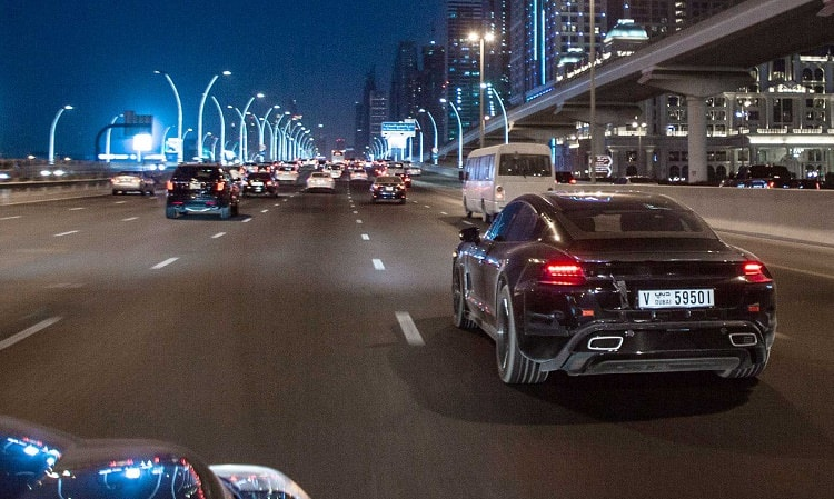 سيارات بورش 2020 تايكان