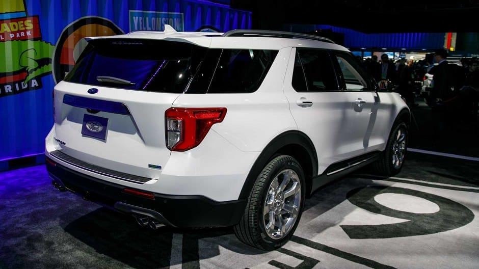 سيارة اكسبلورر 2020