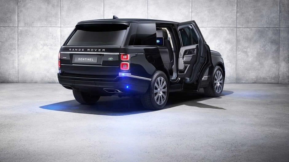 سيارة رنج روفر 2019