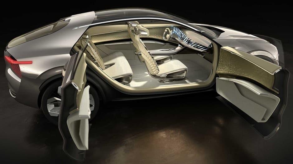 سيارة كيا جديدة