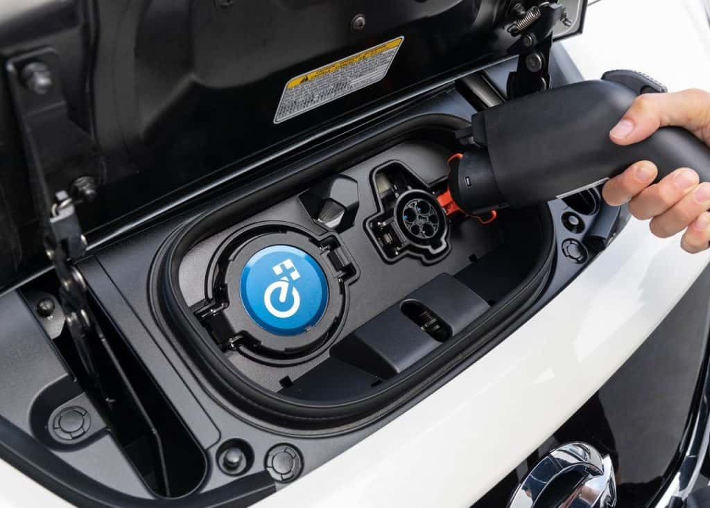 شحن السيارات الكهربائية السريع