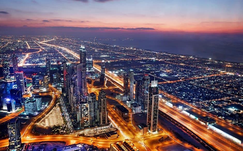 شوارع دبي