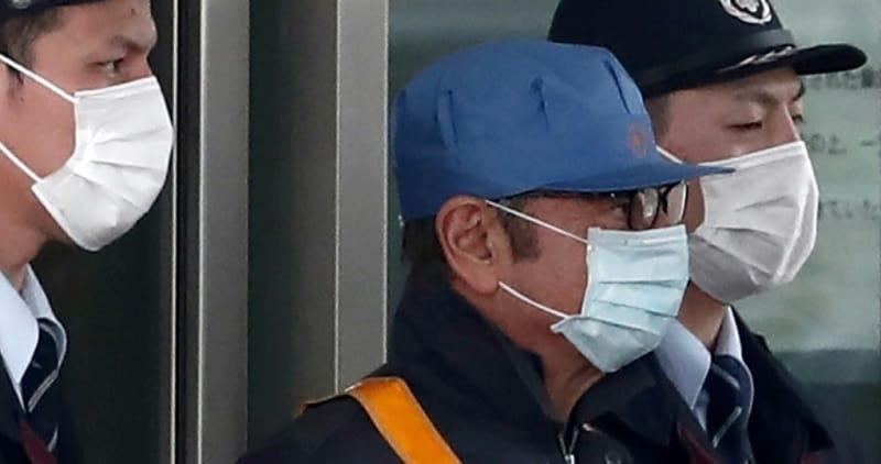 شاهد فيديو : لحظة خروج كارلوس غصن من السجن.. بكفالة 8.9 مليون دولار