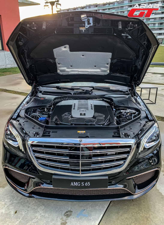 مرسيدس S65 AMG 2019