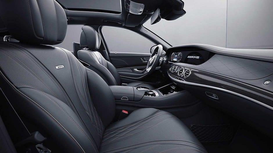 مقصورة مرسيدس S65 AMG 2019