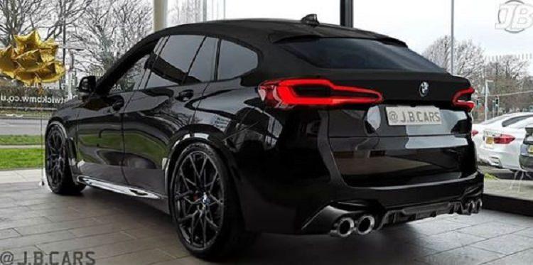 بي ام دبليو X6 M Competition