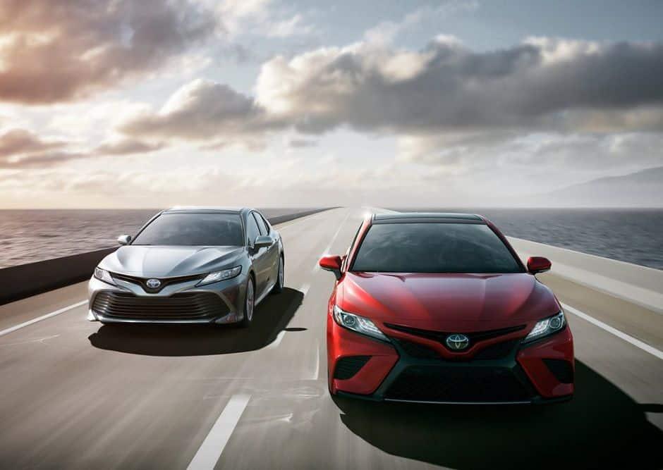 سيارات تويوتا كامري 2019