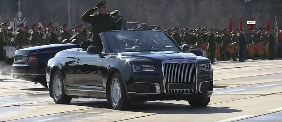 سيارة روسية