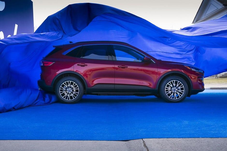 سيارة فورد اسكيب 2020