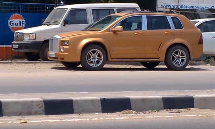 سيارة هندية