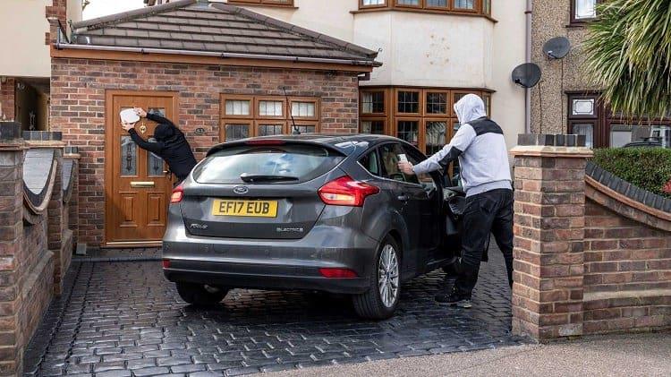 فورد تقدم مفتاح سيارة جديد للحماية من سرقة السيارات في أوروبا