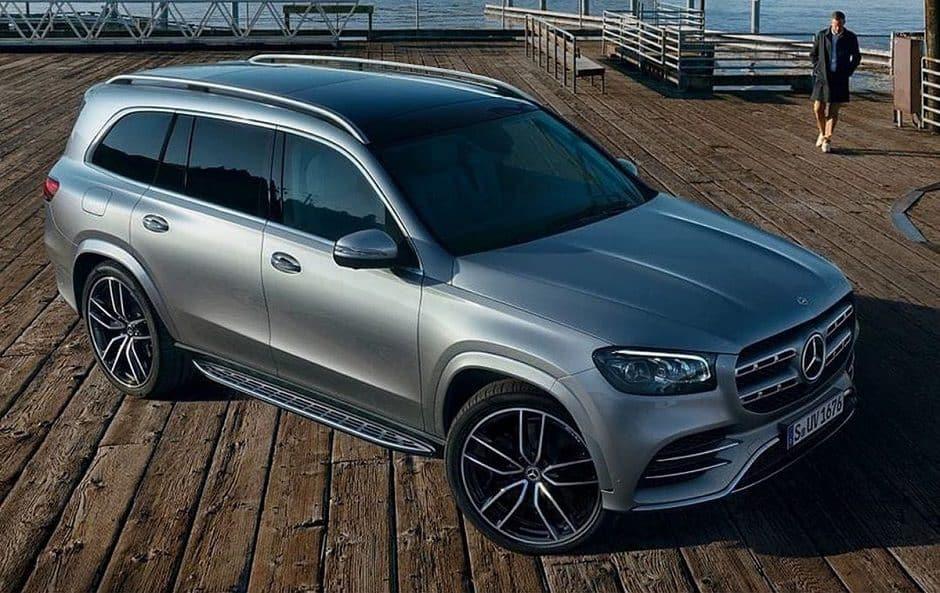 Gls 2020 أضخم سيارة Suv من شركة مرسيدس بنز تتحدى Bmw X7 Arabgt