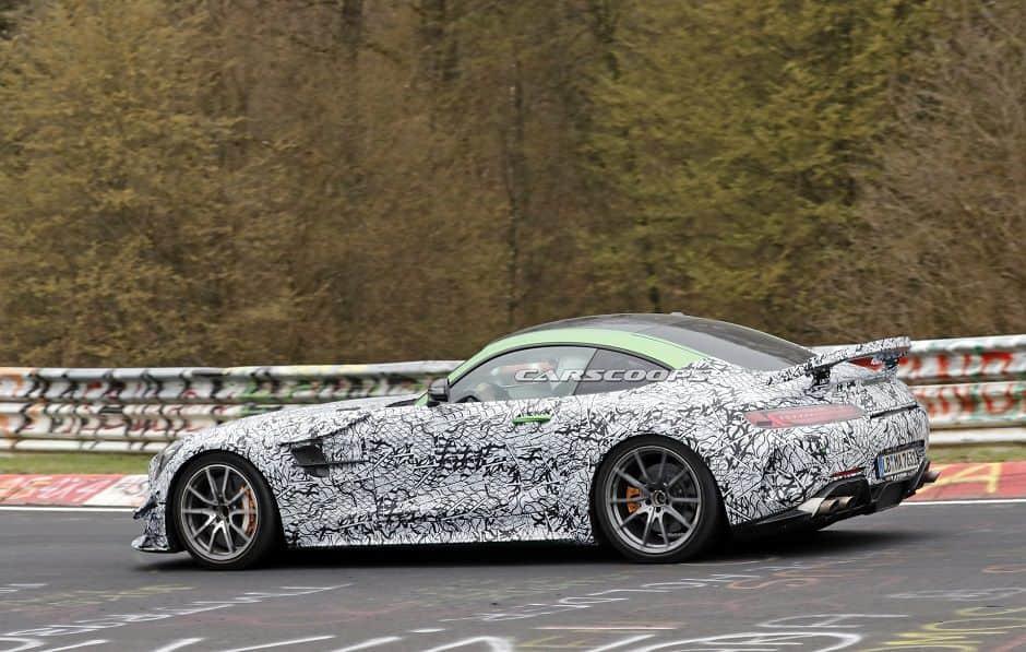 مرسيدس AMG GT بلاك سيريس 2020