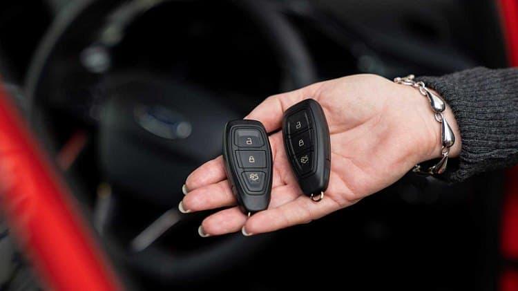 مفتاح جديد يحمي السيارات من السرقة