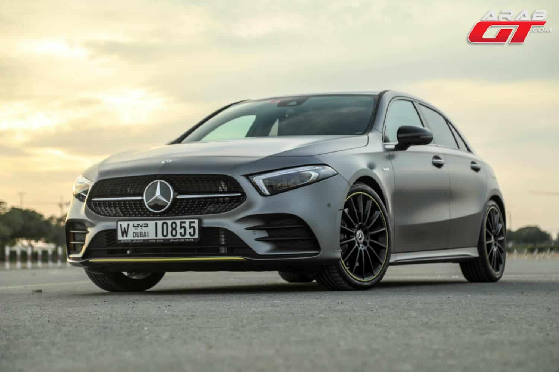 2019 Mercedes a class