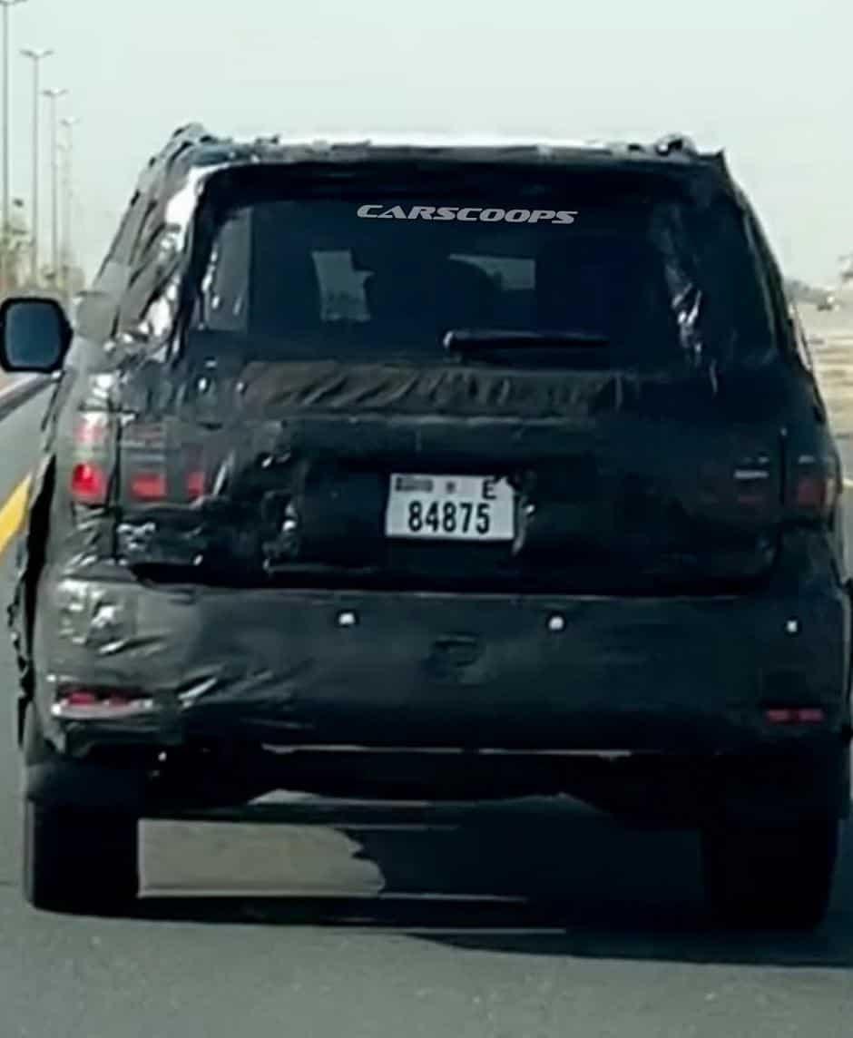 سيارة باترول 2021