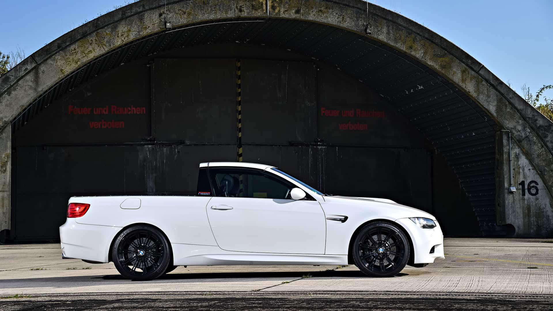 صور سيارات بيك اب BMW