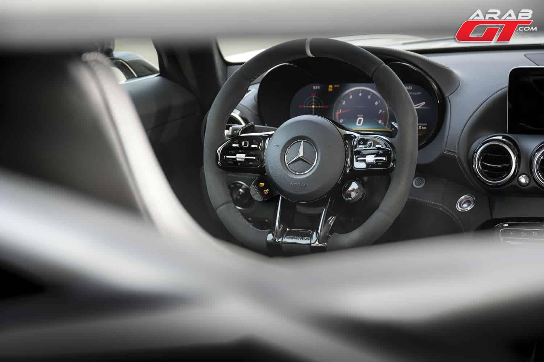 مقود مرسيدس AMG GT R Pro