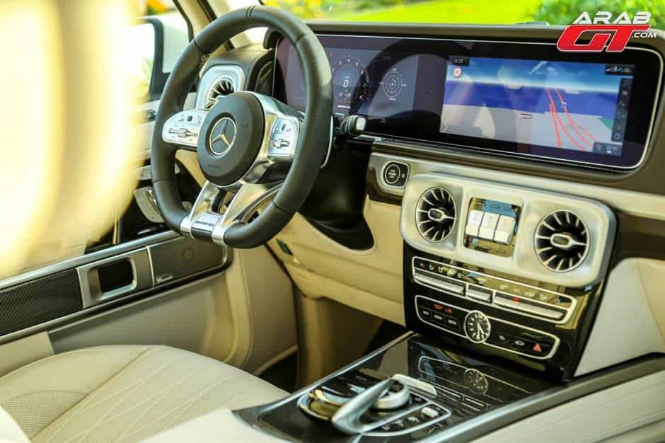مقود مرسيدس AMG