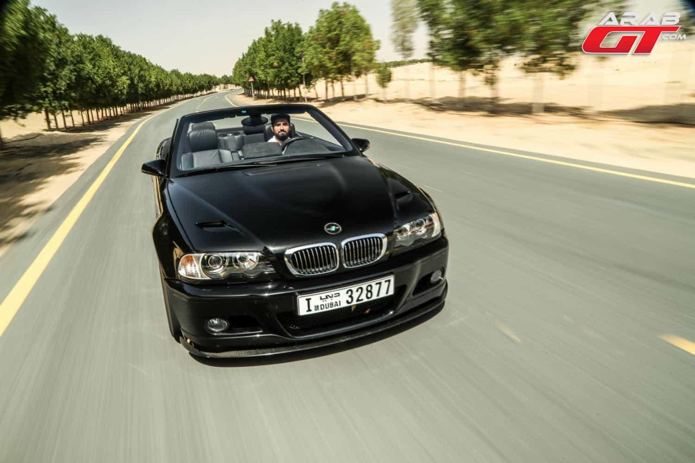 2001 BMW M3 E46 HARTGE
