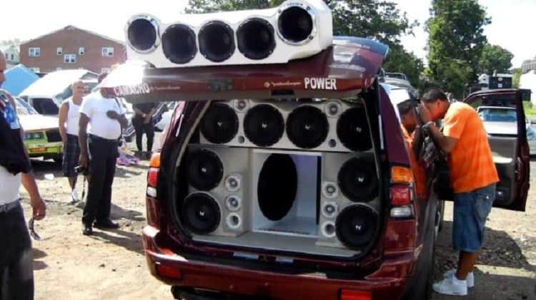 تعديل نظام الصوت