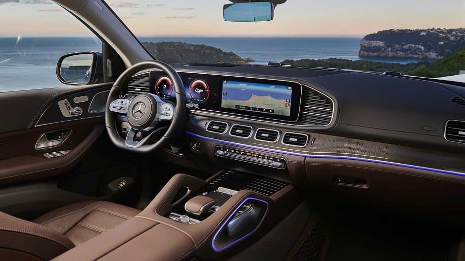 سعر مرسيدس Gls 450 2020 أضخم سيارة Suv لدى الصانع الألماني Arabgt