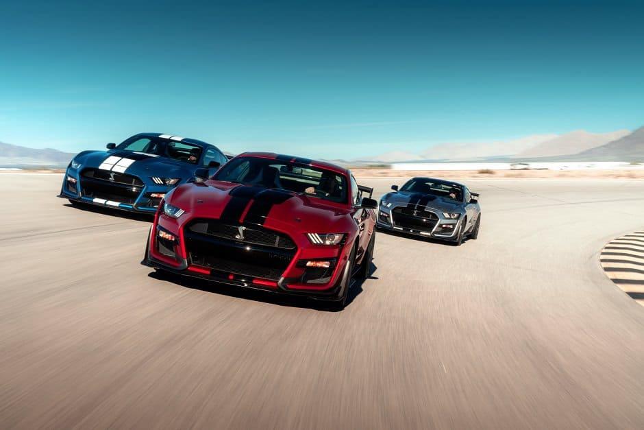 سيارات موستنج 2020