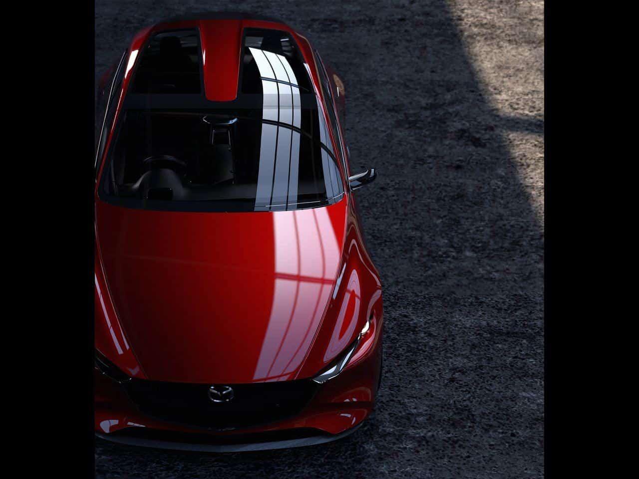 سيارة مازدا الجديدة