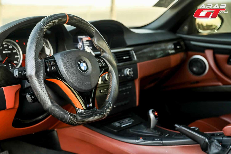 مقود سيارة m3 g power