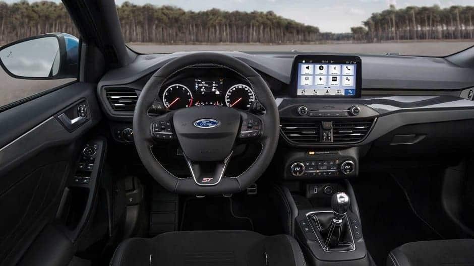 مقود-فورد-فوكس-ST-2020