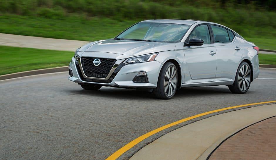 Nissan Altima 2.5 S >> سعر نيسان التيما 2020 ينكشف رسمياً على الانترنت | ArabGT ...
