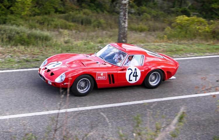 اغلى سيارة في العالم فيراري 250 GTO