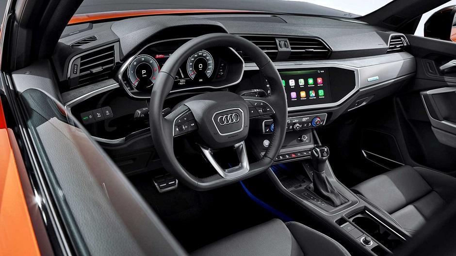 اودي Q3 سبورت باك 2020 سيارة كروس أوفر كوبيه جديدة Arabgt