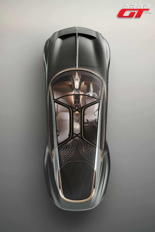 سيارة بنتلي 2020