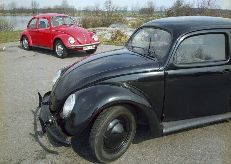 فولكس فاجن فوكس الجيل الأول 1938