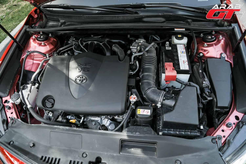 محرك كامري 6 سلندر