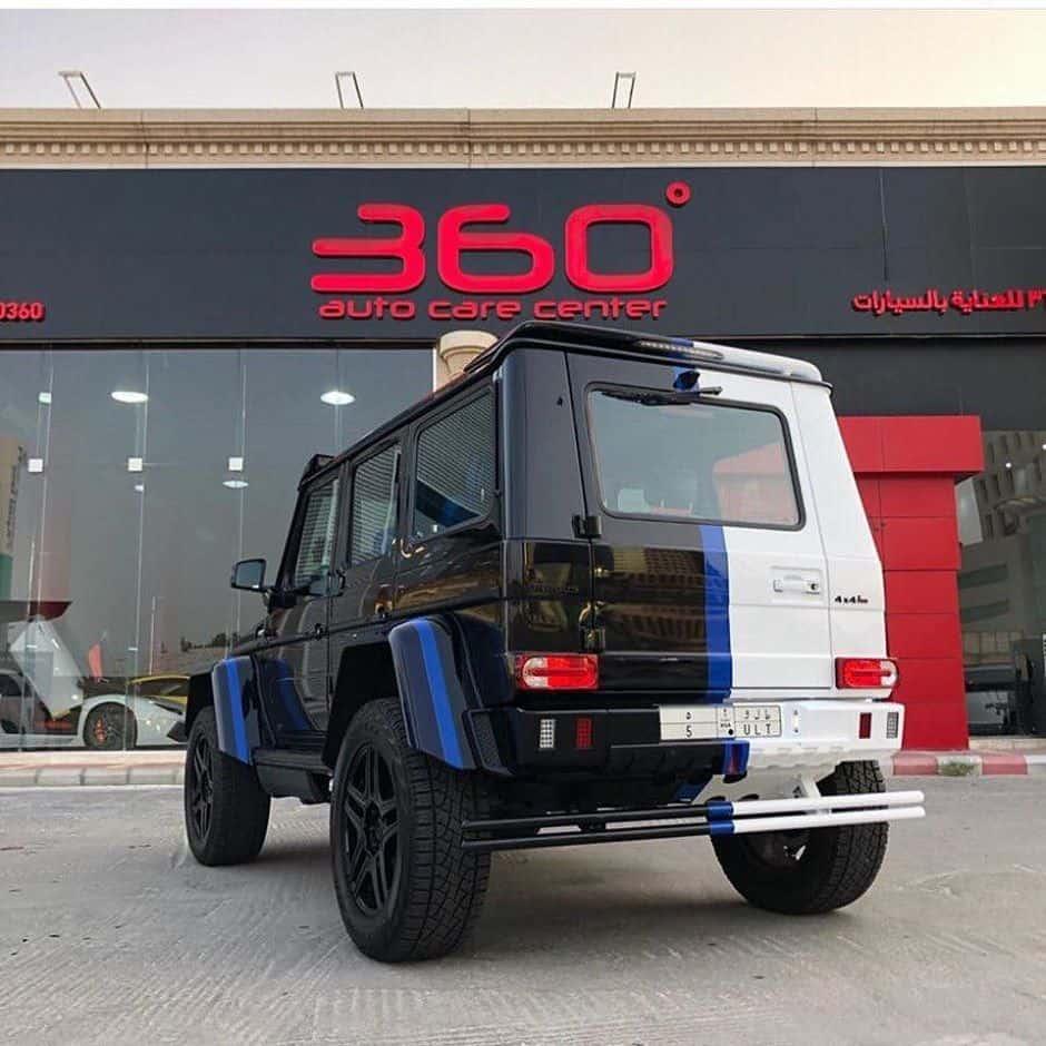 مرسيدس G500 4X4