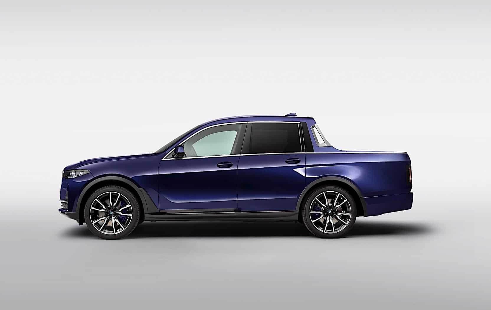 مواصفات بيك اب BMW X7